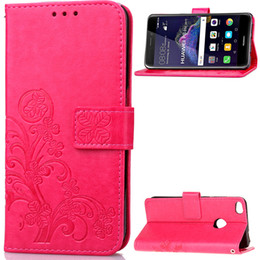 Wholesale Nova Pro - Wallet Case For Huawei Y530 P10 P8 Lite MTE 9 Pro Honor 6x Nova G9plus Y5II 5S Soft TPU Leather Cell Phone Cases