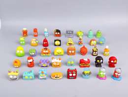 Wholesale Action Figure Sales - HOT SALE 20Pcs lot The Grossery Gang Mini Action Toy Figures Kid's Playing Model Dolls Christmas Gift Toy