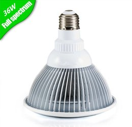 Wholesale Led Grow Bulbs Wholesale - 2017 Swiftrans LED E27 Grow Light Bulb, 36w Plant Grow Light with Full Spectrum for Indoor Plants Greenhouse and Hydroponic Growing