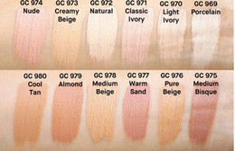 Wholesale price circle - 17 color girl concealer HD high definition 8g dhl ship factory price