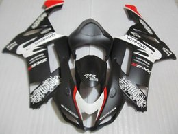 Wholesale Kawasaki Ninja 636 Fairing Parts - HOT SALE! New ABS Bodywork set fairing kit Fit for Kawasaki ZX6R fairings 2007 2008 Ninja 636 ZX-6R 07 08 Plastic parts black white red