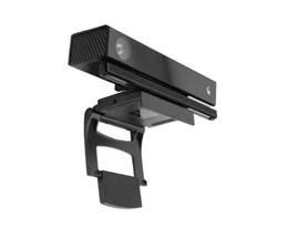 Xbox one tv online-Adjustable Mount Holder Mini Camera TV Clip Holder para XBOX One XBOXONE Kinect 2.0 Videojuegos de montaje Accesorios