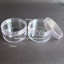 Wholesale Glass Jewelry Display Cases Wholesale - Free shipping - DIY Clear Display Plastic Case, Empty Display Container Used for Jewelry Beads Storage