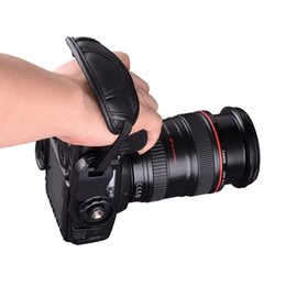 Wholesale Eos 7d Grip - wrist strap holder for digital camera New Genuine Grip Wrist band 100% GUARANTEE for Canon EOS 5D Mark II 650D 550D 450D 600D 1100D 6D 7D