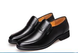 03f6e2ebacf Les hommes d hiver avec un chiffon avec une sieste douce ont augmenté dans  le costume d affaires chaussures pour hommes