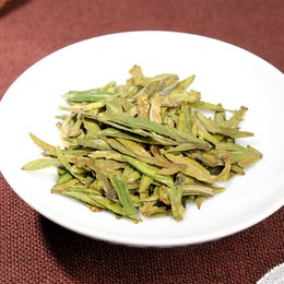 Wholesale Green Lake - Xihu Longjing Green Tea Mingqian First Grade, Chinese Green Tea West Lake Long Jing, Hangzhou Green Tea Dragon Well