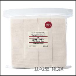 Wholesale Eletronic Vapors - Wholesale-Original Japanese Organic Cotton 180Pcs Huge Vapor Eletronic Cigarettes Cotton For RDA RBA DIY Atomizer Coil Wick