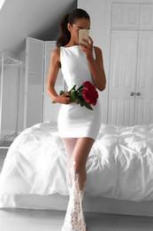 Wholesale Neckline Applique Trim - Elegant Square Neckline Sleeveless White Mermaid Evening Gown Prom Dresses Unique Design Lace Trim Long Party Formal Dresses