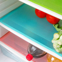 Wholesale Product Cabinets - Wholesale- 4pcs Lot Silicone Cabinet Mat Pad Kitchen Home Organization Wholesale Bulk Lots Accessories Supplies Gear Items Stuff Products