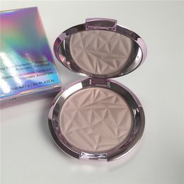 Wholesale Dropping Top - In stock!!Top quality 2017 Newest Becca Shimmering Skin Perfector Pressed Bronzers Highlighters Prismatic Amethyst drop shipping