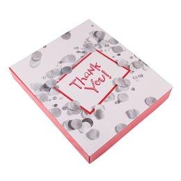 Wholesale Paper Box Pizza - Customized Thanksgiving Food packaging Pizza boxes packing boxes Thanks gift wrapping paper holiday Party supplies free shipping