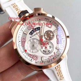 Wholesale Rose Pocket Watch - Factory direct selling men's luxury brand watch pocket watch Dual use Rose Gold Bomberg BOLT 68 d - 68 Swiss Quartz Movement Mens Watches