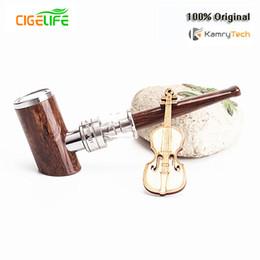 Wholesale Pipe Mods - Original Kamry e cigarette vapor kit K1000 plus epipe vaporizer mod with e-pipe 1000mah vape battery 0.5ohm sub ohm tank ecig atomizer