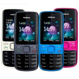 Wholesale gsm video - Refurbished Original Nokia 2690 GSM Unlocked Bar Mobile Phone 1.8 inch Bluetooth Camera Video FM Cheap Phone Free Post 1pcs