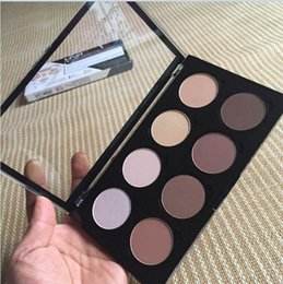 Wholesale Face Powder Highlight - 2017new Dropshipping NYX Highlight Contour Pro Pattle Review Face Pressed Foundation Grooming Shadow Powder Palette Makeup Cosmetic 8 Colors