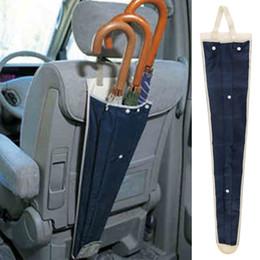 Wholesale Car Umbrella Storage - Creative Car Carriage Bag Umbrella Cover Mountable Storage Case
