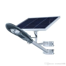 Wholesale Outdoor Lights Integrated - 30W waterproof ip65 integrated all in one led solar street light price Bridgelux LED Light Source outdoor led solar street light