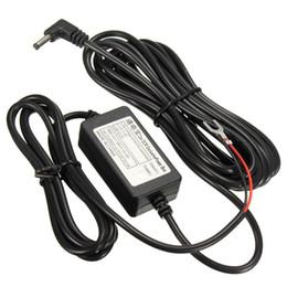Wholesale 12v 24v Voltage Converter - Wholesale- Car Charger DC Converter Module 12V 24V To 12V with Cable fit GPS Radar Detector   DVR Camera Cable Length 3.5m 11.48ft