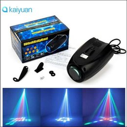Wholesale Strobe Light Effect - Led Stage 64Led DJ Disco laser Light Sound-actived RGB White Stage lamp Music Show for DJ Party KTV Club Bar Effect light Holiday light