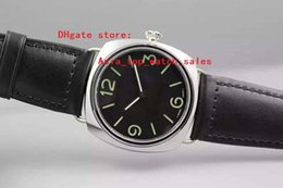 Wholesale Low Priced Luxury Watches - Factory direct sale Low Price Super Luxury Wristwatch Stainless Steel pam 210 00210 Pam210 Black Dial Automatic Mens Men's Watch Watches