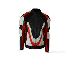 Wholesale Black Moto Jacket Men - Free shipping DANIS NEW Men Motorcycle Moto Bike Jacket Racing Suits Armor Riding Clothes with 5pcs pads