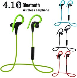 Wholesale Mobile Fone - Q10 Wireless Headphones Bluetooth V4.1 Headset Bluetooth Earphone fone de ouvido Sport music with Mic For Mobile phone Earphone
