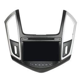 Mejor reproductor de mp3 de teléfono móvil online-La mejor calidad 8 pulgadas Andriod 5.1 reproductor de DVD del coche para Chevrolet Cruze 2015 con GPS, control del volante, Bluetooth, Radio