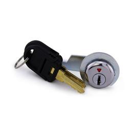 Wholesale Locking Metal Cabinets - New Arrival High quality 207B-16 Cam lock mailbox lock Metal   file cabinet lock