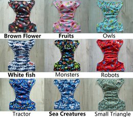 Wholesale One Size Diaper Covers - Sunbaby VERSION 4.0 One Size Reusable Washable Pocket Cloth Diapers Nappy Cover Without Insert (Size 1)Lot