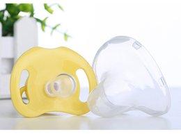 Argentina 2017 el mayor bebé de 0-3 años de edad boca de chupete de silicona de seguridad con una cabeza redonda en forma de mariposa lindo dormir chupete morder mordedura canción patrón Suministro