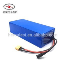 Wholesale 24v Li Charger - 24V Electric Bike Battery 7S 18650 15A BMS Li Ion 24V 10AH Lithium Ion Battery Pack 29.4V 2A Charger For E-Bicycle Scooter