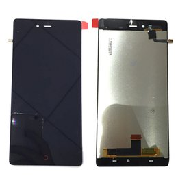 Wholesale Display Zte - Wholesale- For ZTE nubia Z9 Max LCD Display With Touch Screen Digitizer Assembly Z9MAX NX510J NX512J For ZTE Z9 MAX LCD Replacement Parts