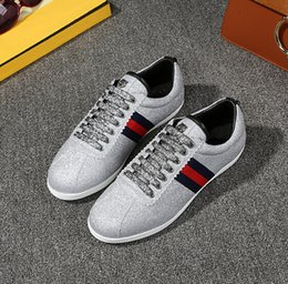 Wholesale Leather Driving Shoes Women - Brand genuine Leather Men's women Suede Flats sneakers Italy Fashion leisure folding Driving Shoes Men Loafers Moccasins Men Walking shoes 8
