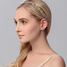 2019 diamant-sterne haar Haarschmuck Europa und USA New Strass Stirnband Braut Ornamente Sky Stars Intarsien Diamant Kopfschmuck rabatt diamant-sterne haar