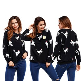 Wholesale Cheap Womens Shirts China - Blouses 2017 Female Body Print Long Sleeve Blouse Shirt Womens Clothing Cheap Clothes China Tunic Feminine Blouses Women Tops
