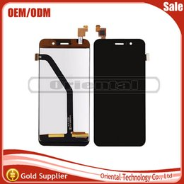 Wholesale Jiayu G4 Lcd Screen - Wholesale- Black White lcd for JIAYU G4 Touch Screen 4.7 Inch HD Capacitive Touch Screen Resolution 1280*720 LCD Display Screen