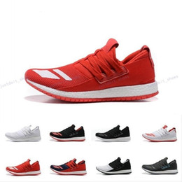 Wholesale Raw Canvas - Cheap Ultra Boost Pure Boost Raw Men And Women Fashion Casual Shoes New Cheap Leather Skate Shoes Running Shoes Free Ship