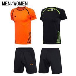 Wholesale Badminton Uniforms - 2017 Sudirman Cup Badminton wear the national team jersey breathable quick drying suit uniforms for men and women