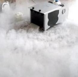 3000W Nevoeiro Máquina DMX512 Controle Remoto Sem Fio Contínuo Fumaça Fog Disco Club de