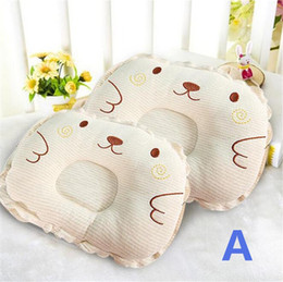 Wholesale Kapok Pillows - Low price Newborn children cotton pillow Colored Cotton Baby pillow Shaped pillow Retail wholesale Maternal supplies