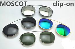 Moscot Lemtosh CLIPTOSH gafas de sol lentes unisex Flip Up lente polarizada clips clip eyewear gafas miopía gafas de sol escu 6 colores desde fabricantes