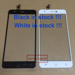 Wholesale Glass Screen S3 Iphone - Wholesale- Black   White IN STOCK !! NEW JY s3 outer Glass Panel Lens Touch Screen Digitizer For JIAYU S3 Replacement Parts