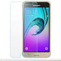 Wholesale Galaxy Pro Duos - For Samsung Galaxy S8 G510 TREND DUO S7562 WIN PRO G3812 G3508J 0.26mm Cell Phone Tempered Glass Screen Protector Explosion proof Protective