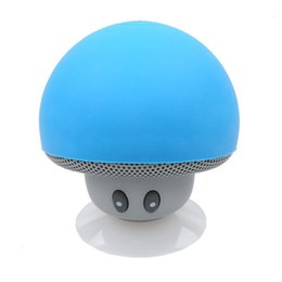 Wholesale Bass Speaker Stand - Wholesale- A prueba de salpicaduras Bocina Bluetooth , Portable Mini Speakers, Bass Stereo altavoces