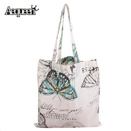 Wholesale Champagne Towers - Wholesale-New Women Printing Handbags Fashion Snow Tower Simple Style Canvas Bags For Shopping Women Shoulder Bag Girls Bolsa Tote-bag