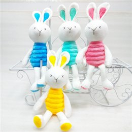 Wholesale Plush Toys Manufacturers - New products manufacturer direct selling animal plush toy creative rabbit toy doll spring rabbit doll wholesale