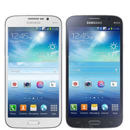 Wholesale Smart Dual Sim Cellphone - Original Samsung I9152 Smart Phone 5.8Inch Dual Core 1G RAM 8G ROM Dual Sim 8.0MP Camera Cell Phones
