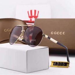 Wholesale Eyeglass Polarized - High-quality imported materials HD polarized European brand sunglasses fashion designer glasses outdoor travel eyeglasses with box