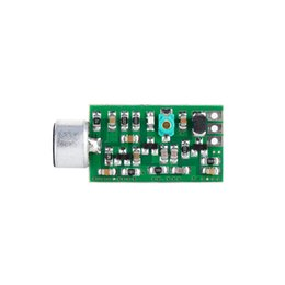 Verstärker-modul online-Freeshipping FM-Transmitter-Modul 88MHZ-108MHZ 0.7-9V Mikrofon-Tonabnehmer Mikrofon-Modul-Verstärkungs-justierbarer MIC-Kreis-Ton-Verstärker