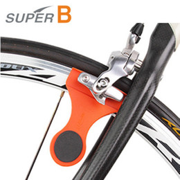 Wholesale Shoes For Bikes - Super B Tool Solid Color Brake Block Adjustment Tools Adjustable Practical Cycling Brakes Shoe Tuner For Outdoor Mountain Bike Parts 36jw A